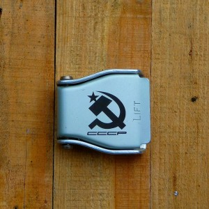 USSR buckle